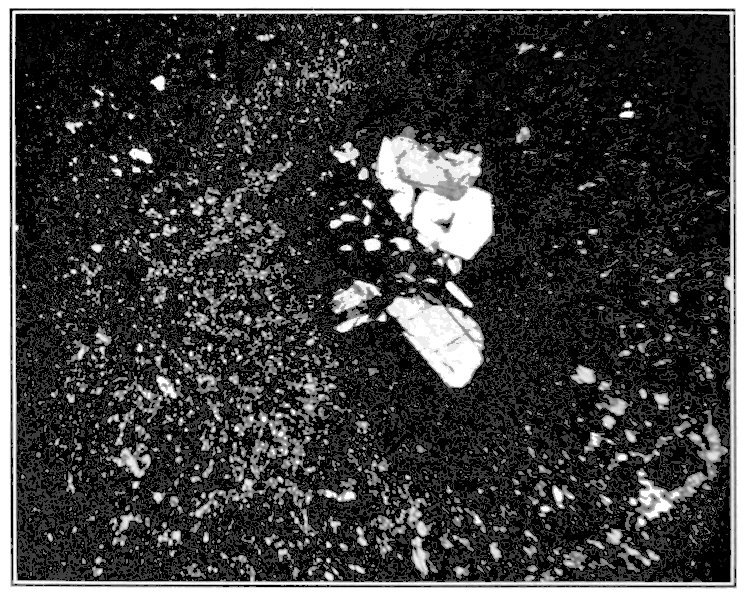 PSM V83 D030 Obsidian from which crystals began to separate.png
