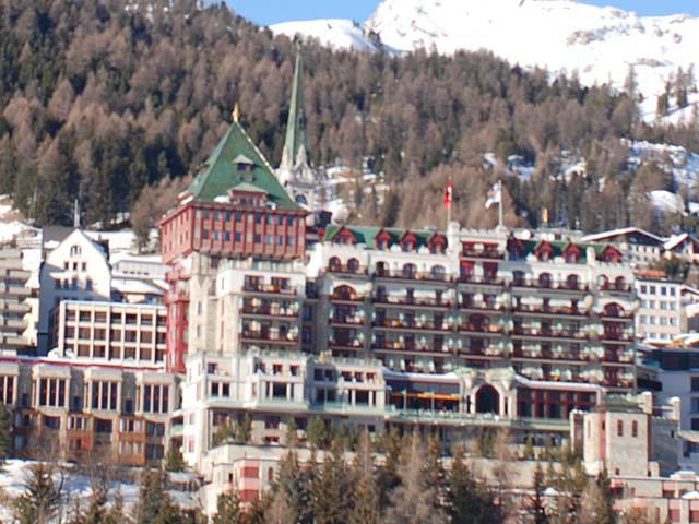 Hotel Saint Moritz Rome