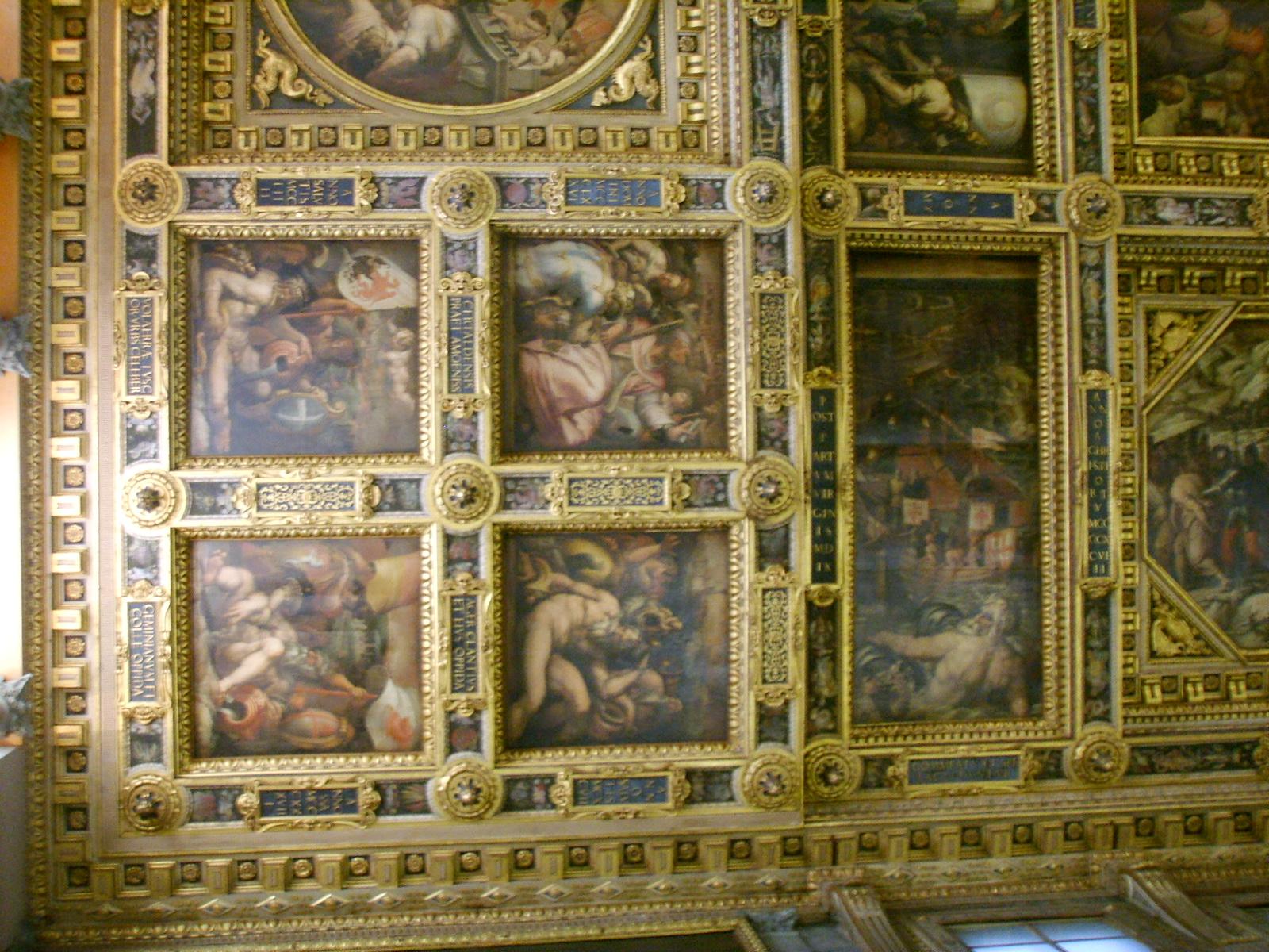 File:Palazzo vecchio, salone dei 500 soffitto 12.JPG - Wikimedia Commons