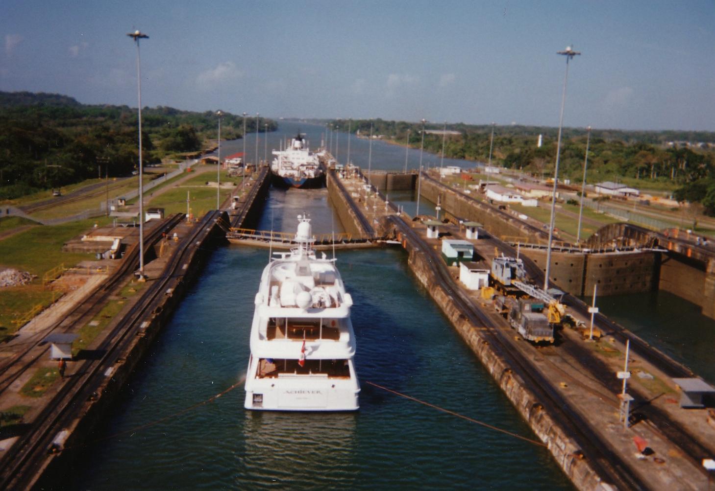 Panama Canal Panama Youtube