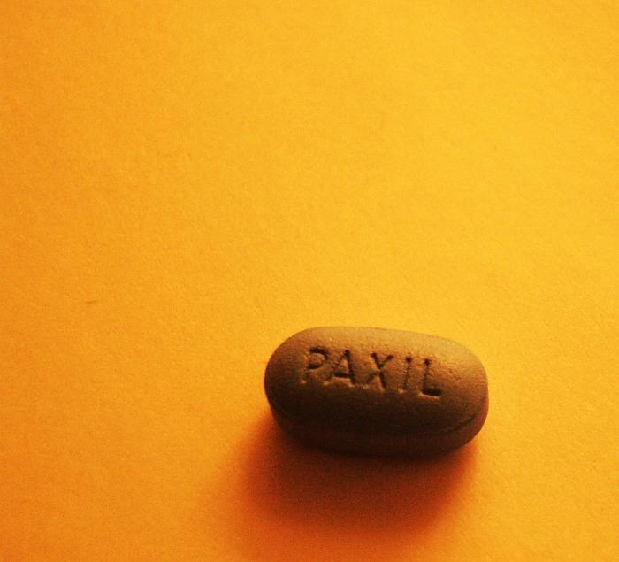 Otro error con un antidepresivo, y ya van...