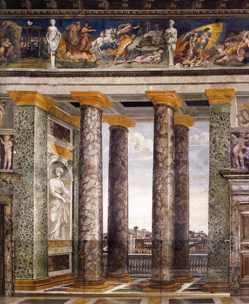 Colonne Di Villa San Marco Stabiae Sono Di Ordine Dorico