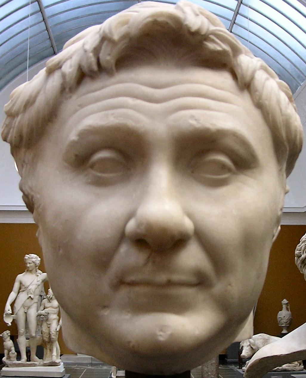 Bust of Pompey