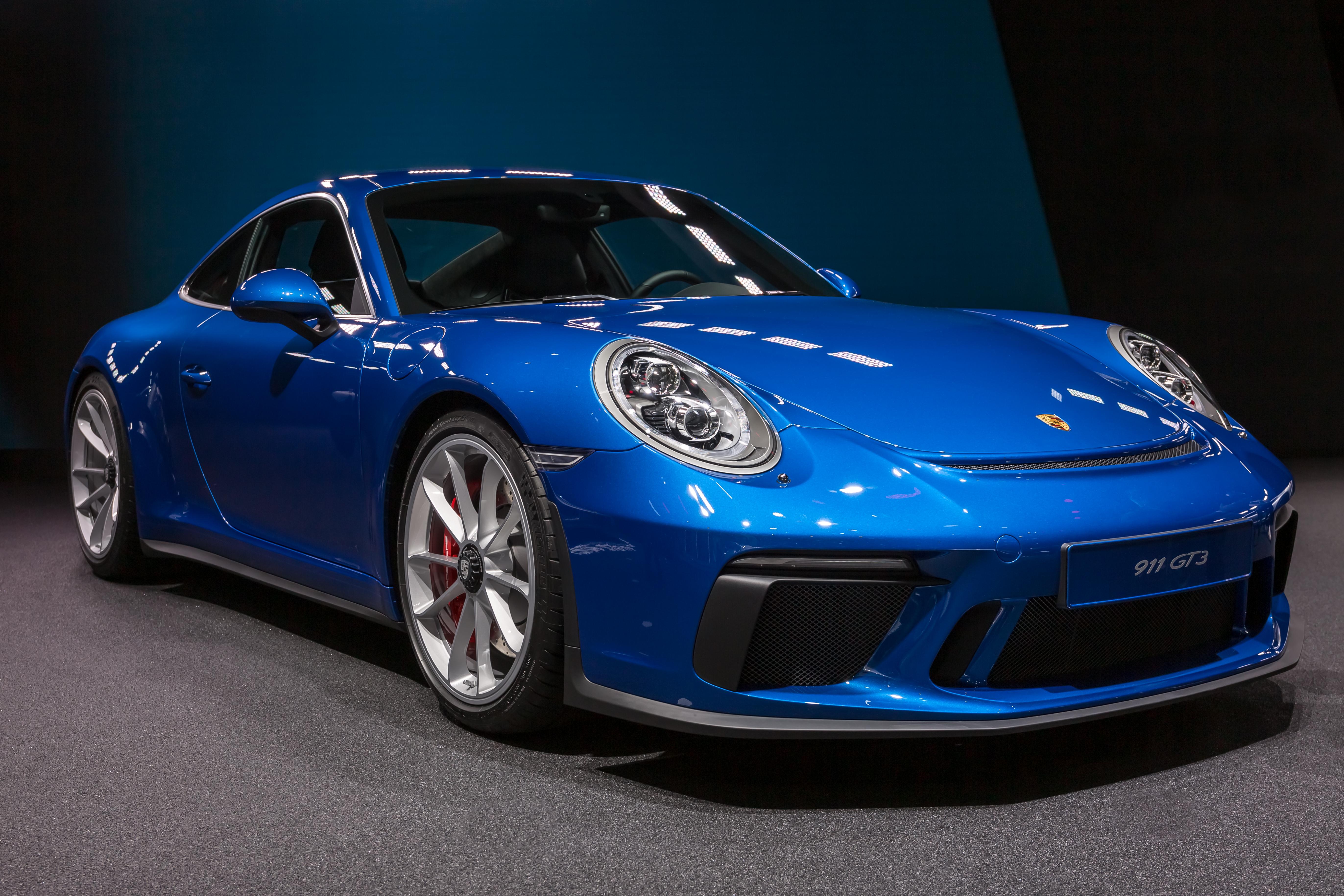 Porsche 911 GT3 - Wikiwand