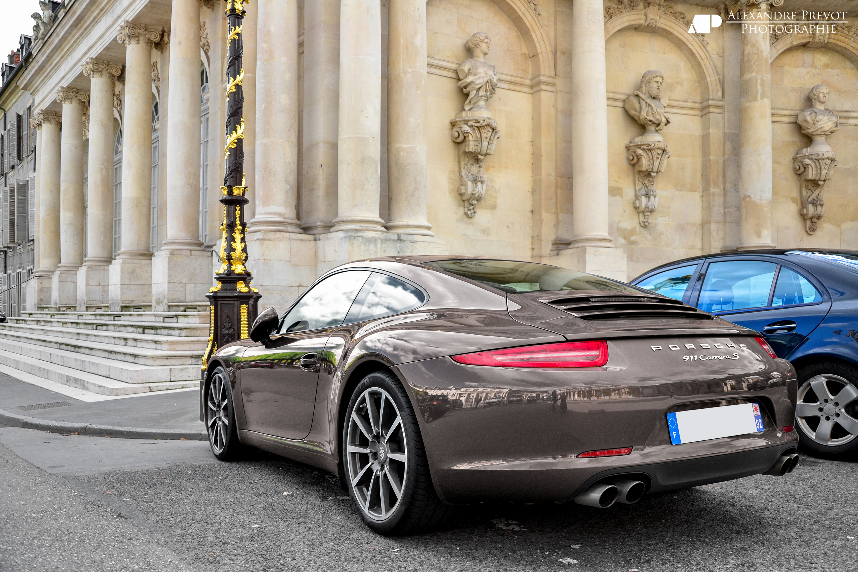 FilePorsche 991 Carrera S  Flickr  Alexandre Prvotjpg