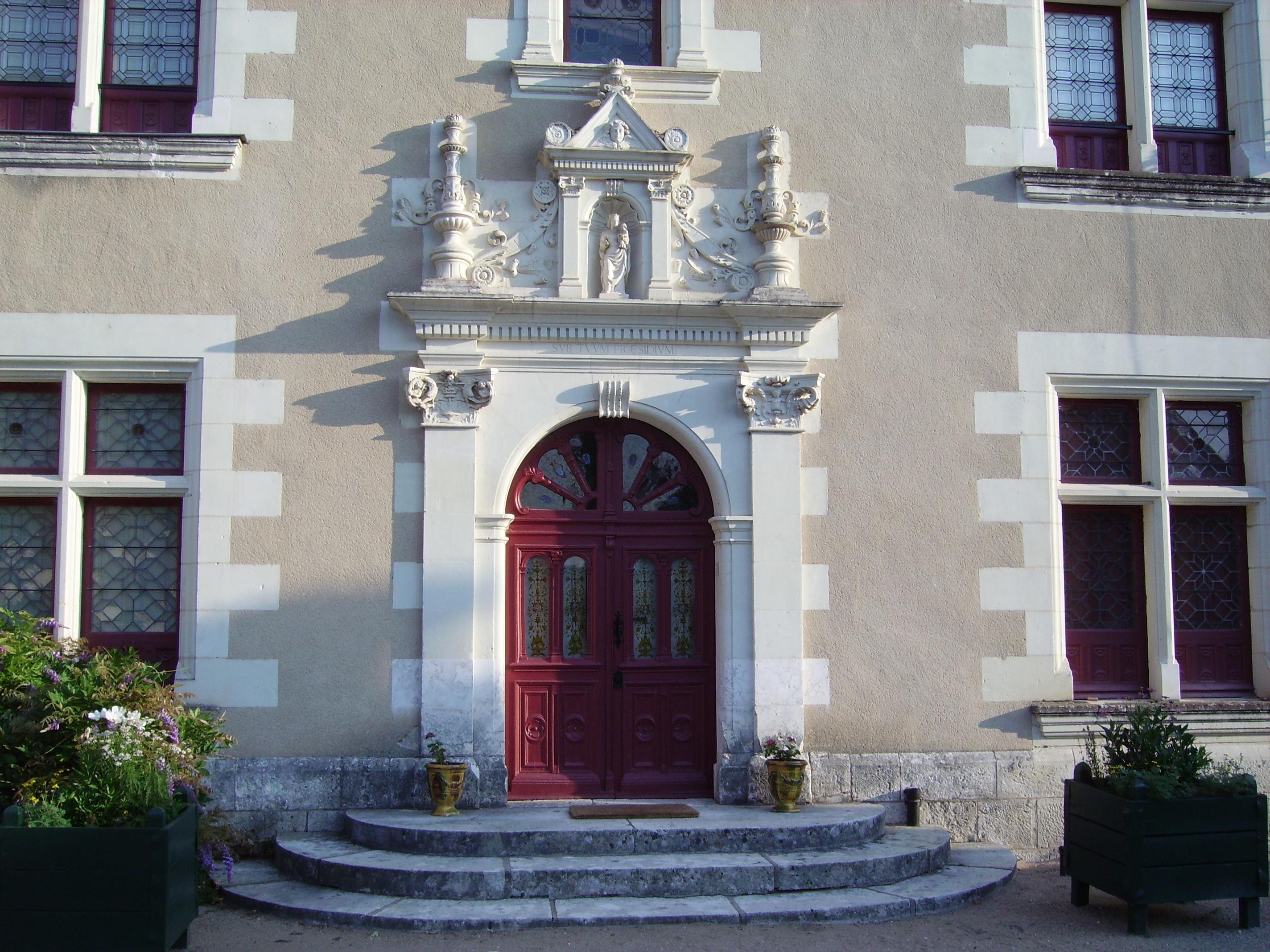 File porte fa ade fran ois ier jpg wikimedia commons - Facade de porte cuisine ...