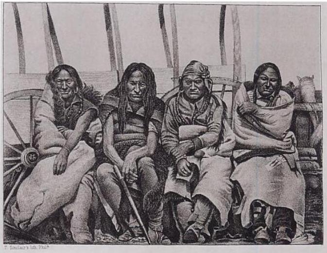 Cheyenne Indian Dog Names