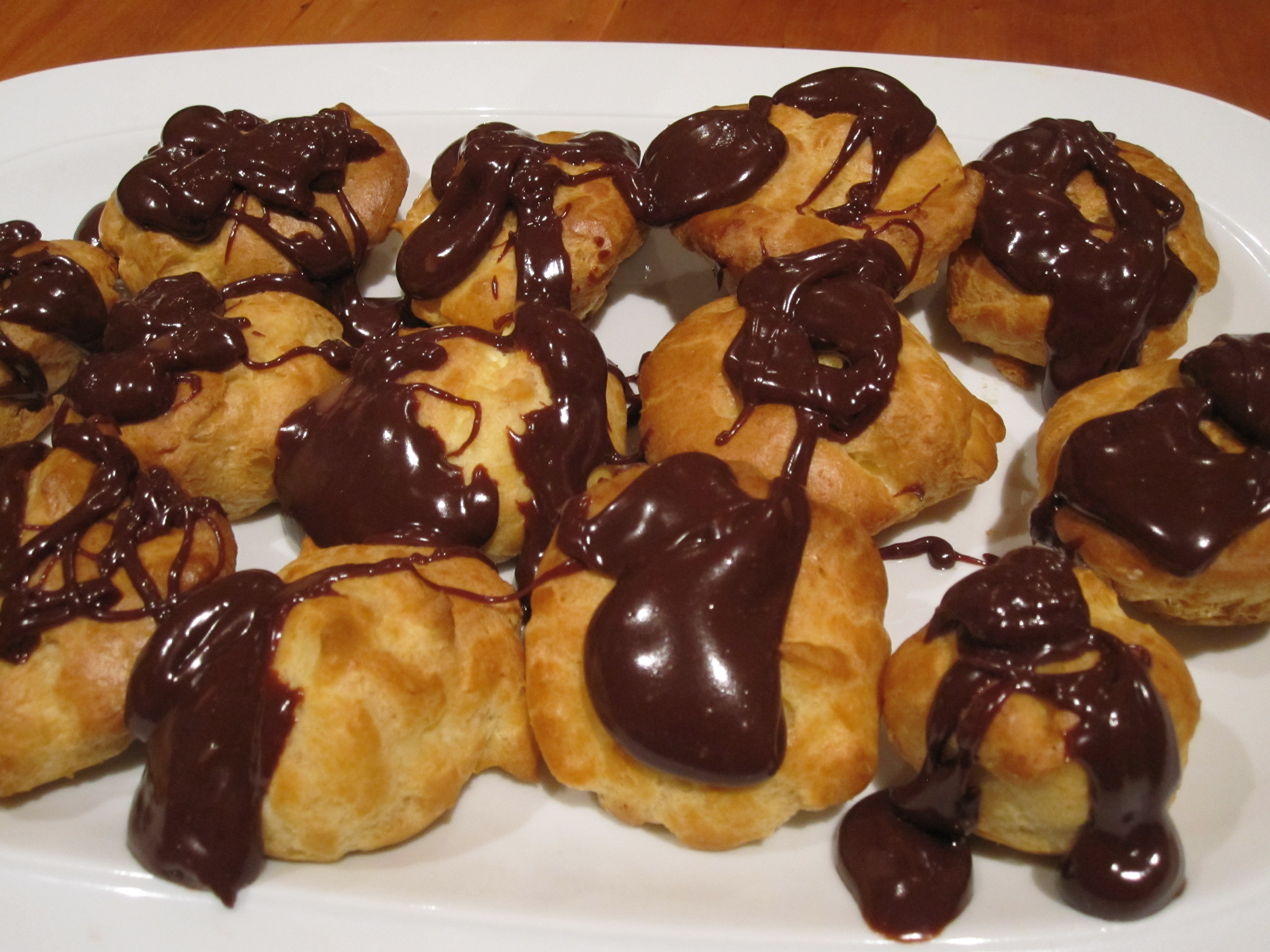 Profiteroles Recipes — Dishmaps