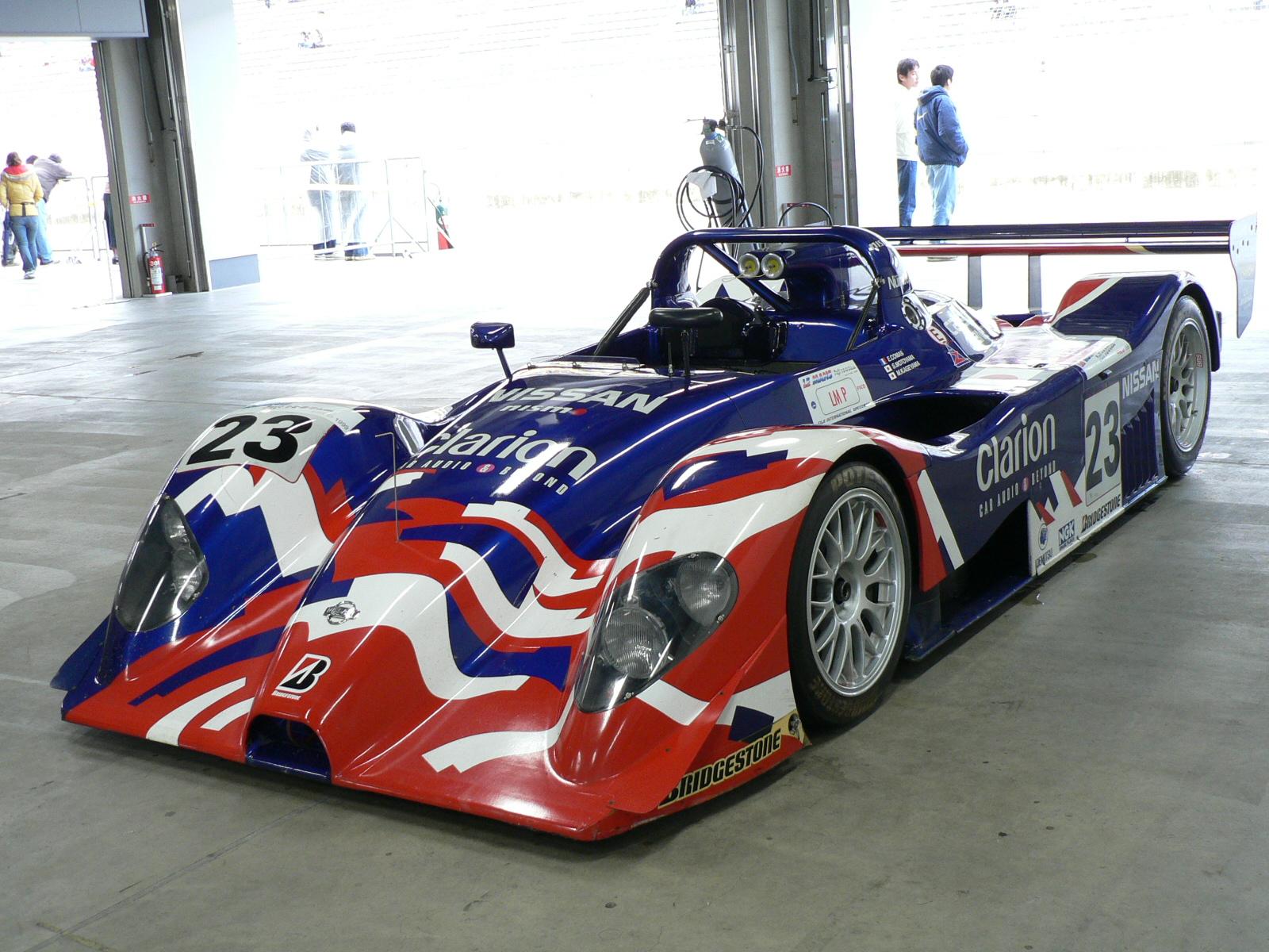 Nissan R391 Group Lmp 1999 Racing Cars