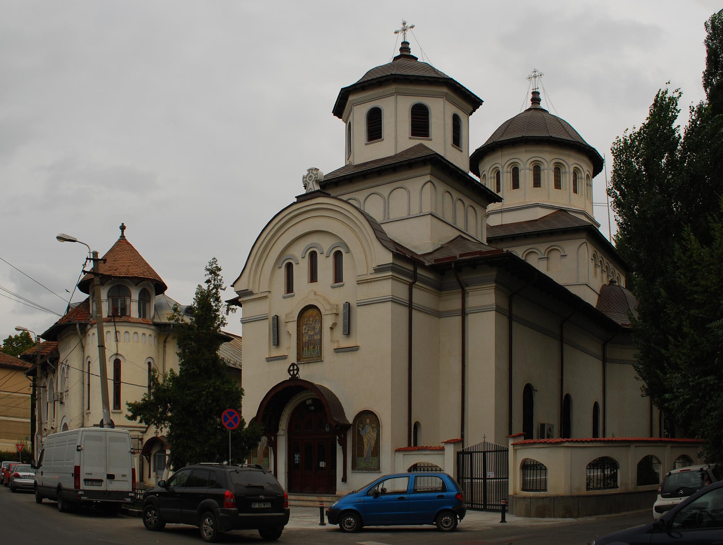 Biserica Cărămidarii de jos