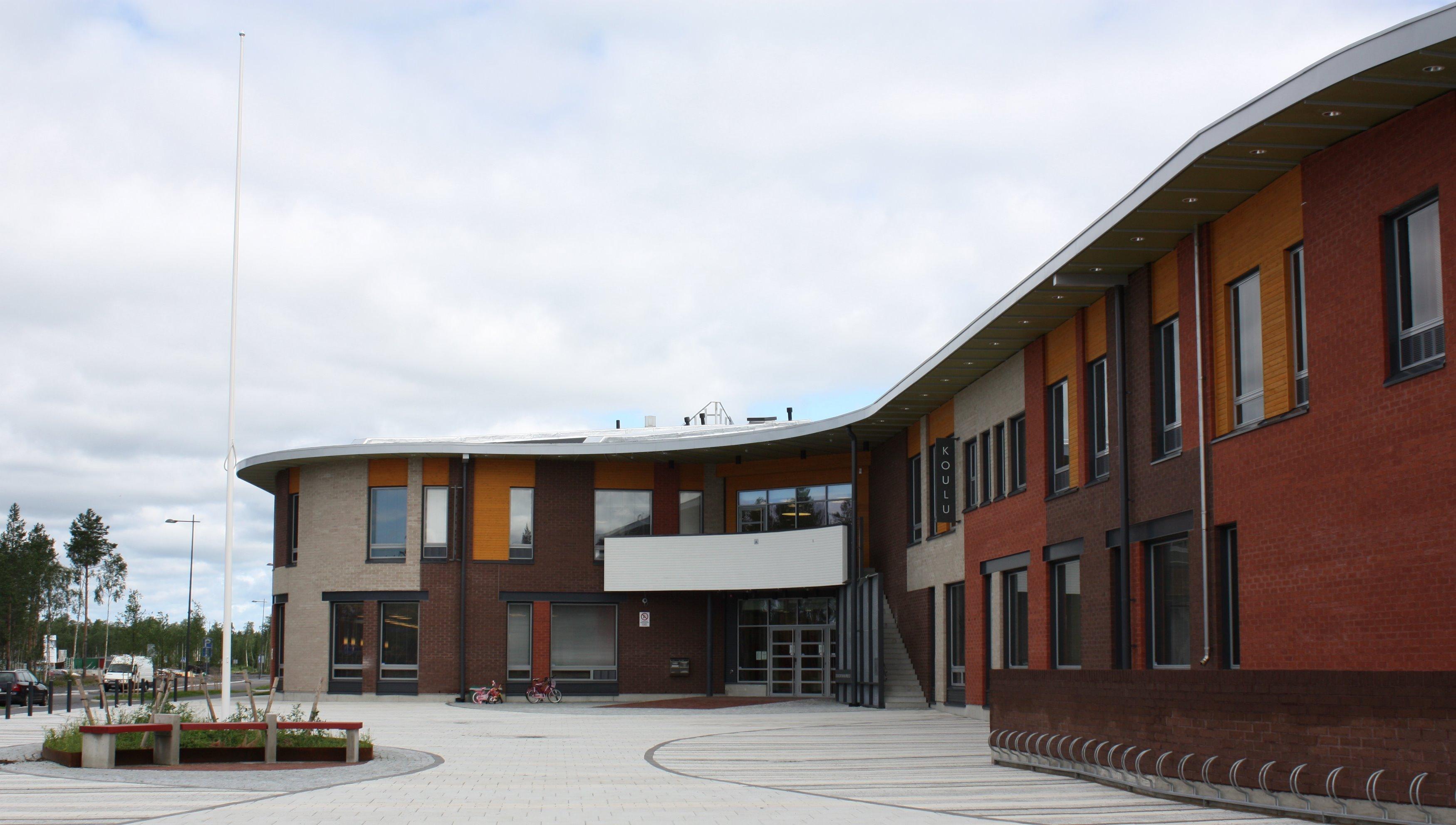 Ritaharjun Koulu