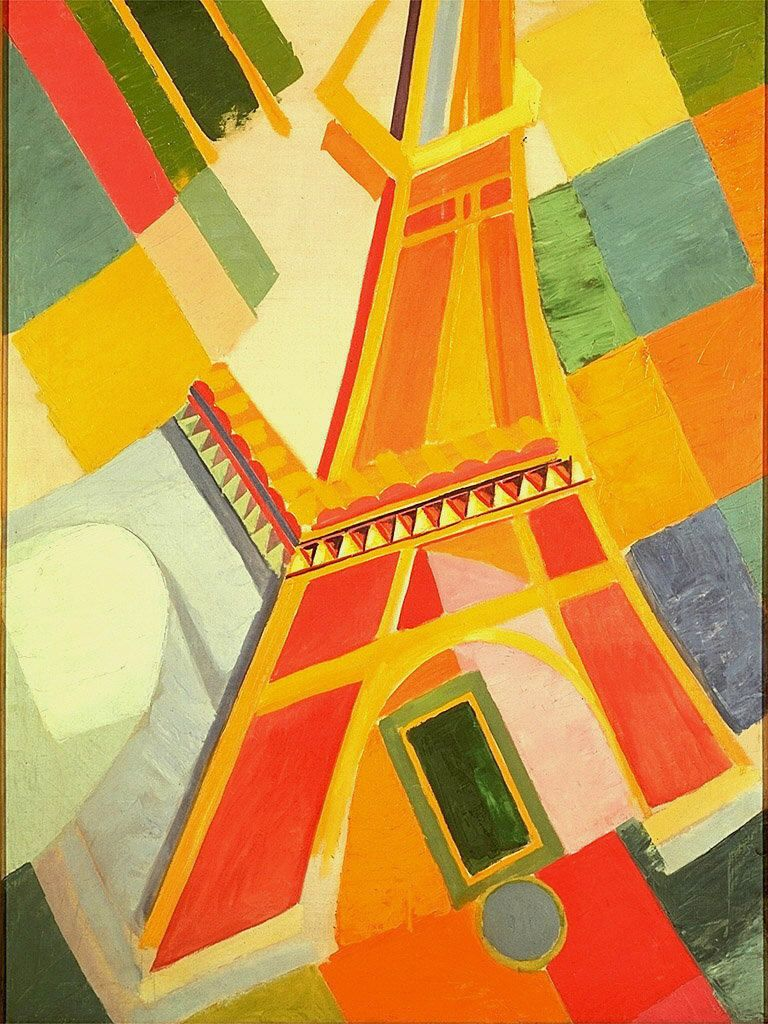 an analysis on robert delaunay s eiffel Rhythm artist: robert delaunay robert delaunay biography, art, and analysis of robert delaunay's eiffel tower life in paris and berlin in the.