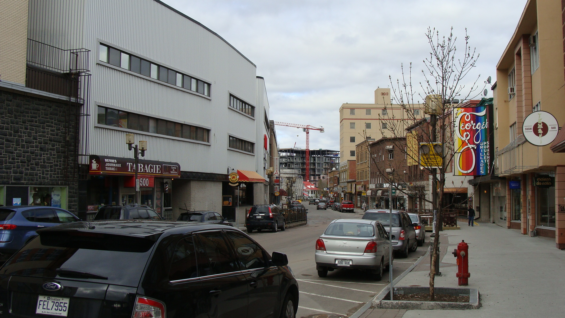 Rue Racine  St Julien Les Villas