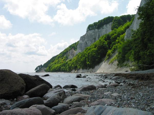 FREEanimal - блог на Joomla - откосы острова Рюген