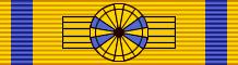 Кавалер Большого креста ордена Меча