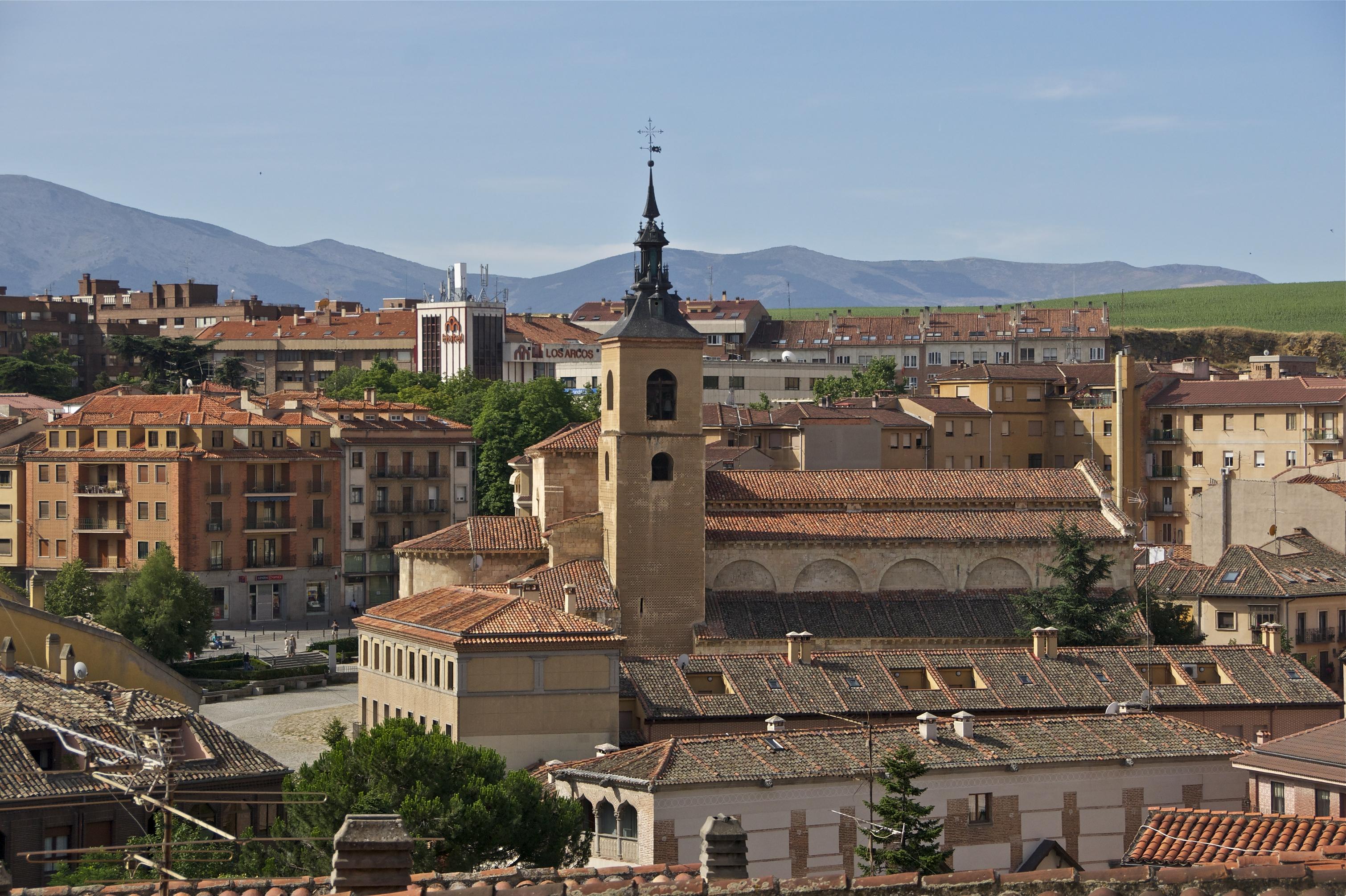 Segovia Spain  city photos gallery : Description San Millan Segovia Spain