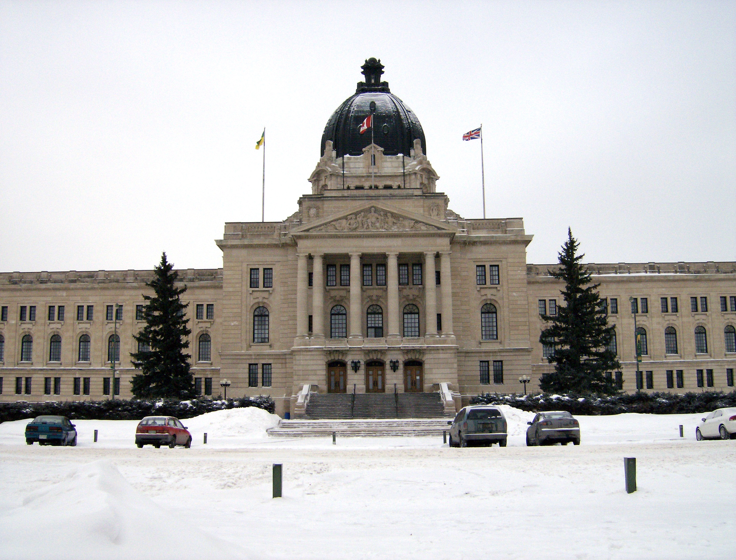 Legislative Assembly Building Legislative Building Regina