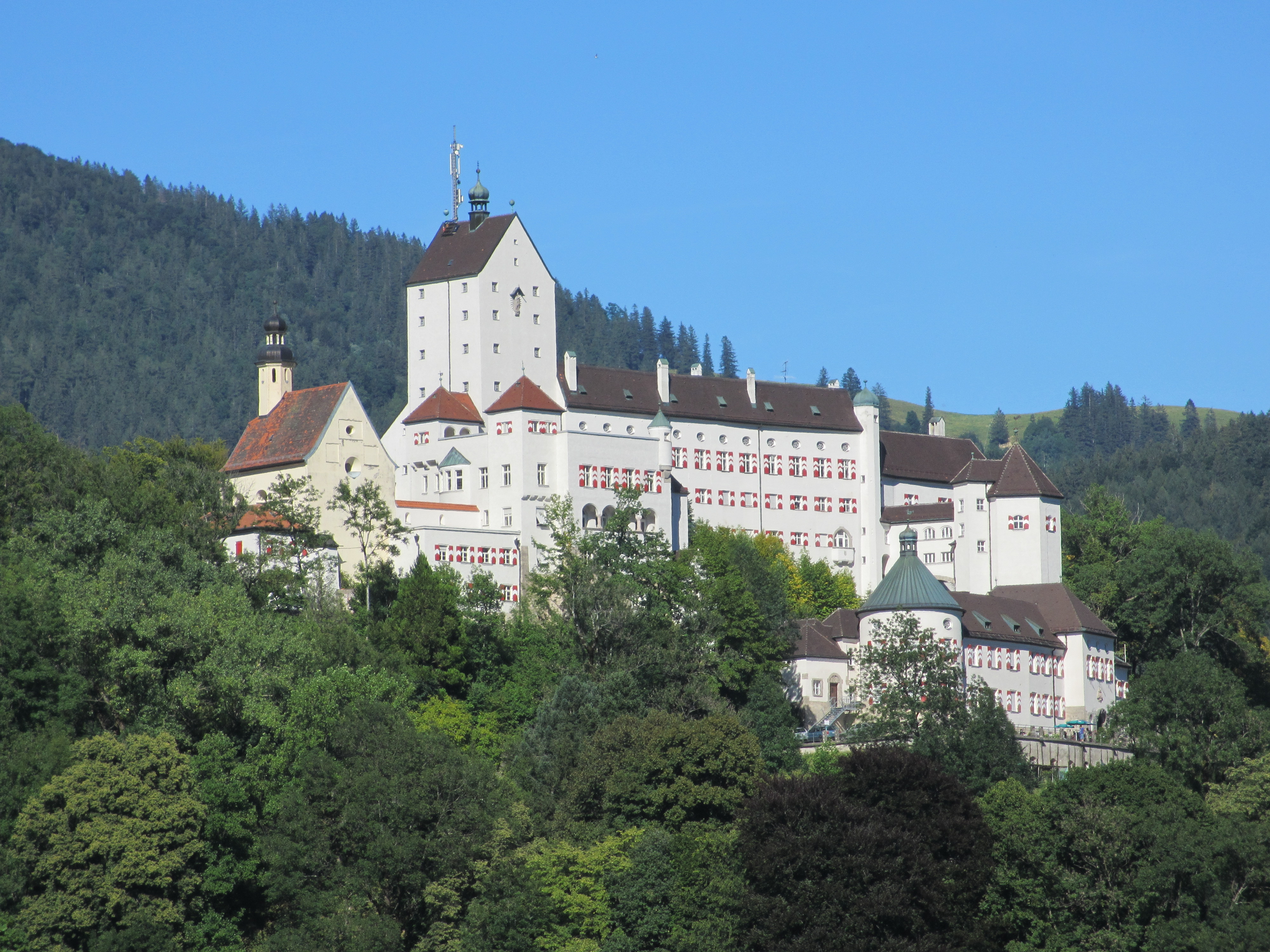 Aschau im Chiemgau Germany  City new picture : Aschau im Chiemgau is a municipality in the district of Rosenheim in ...