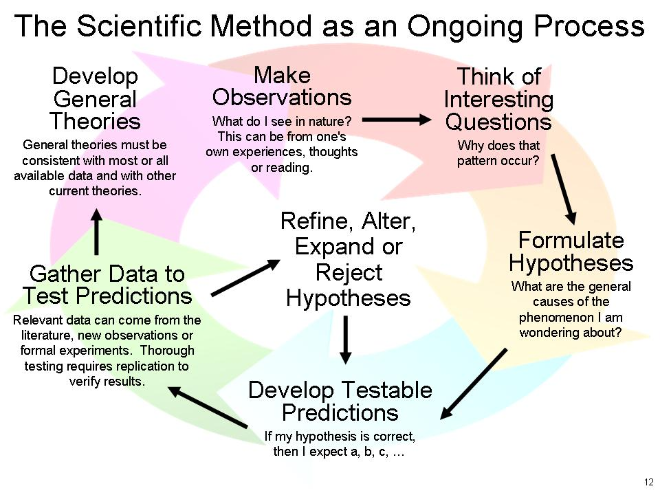 the six steps in the theory of evolution The scientific method employs several steps which form a coherent set of propositions that explain a class of phenomena the six listed  of evolution in a.