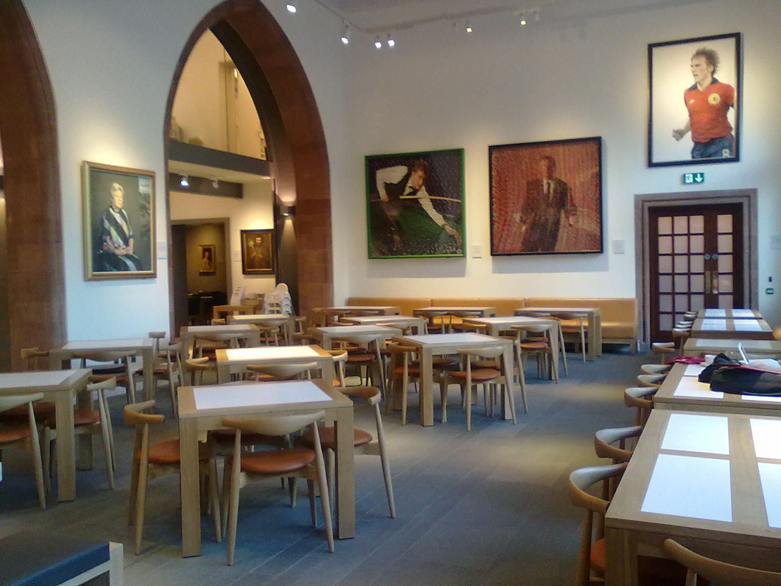 National Gallery Restaurant Opening Times