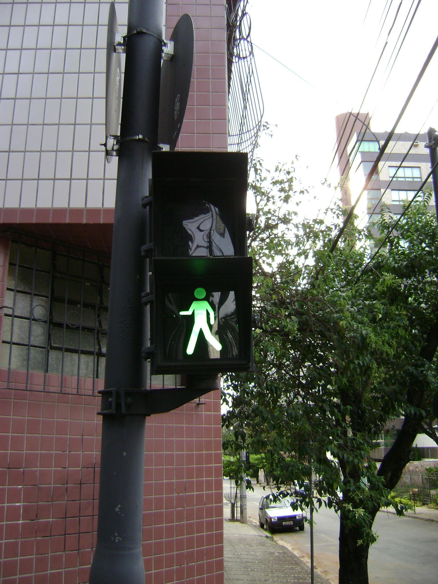 Un ejemplo de este tipo de semáforos