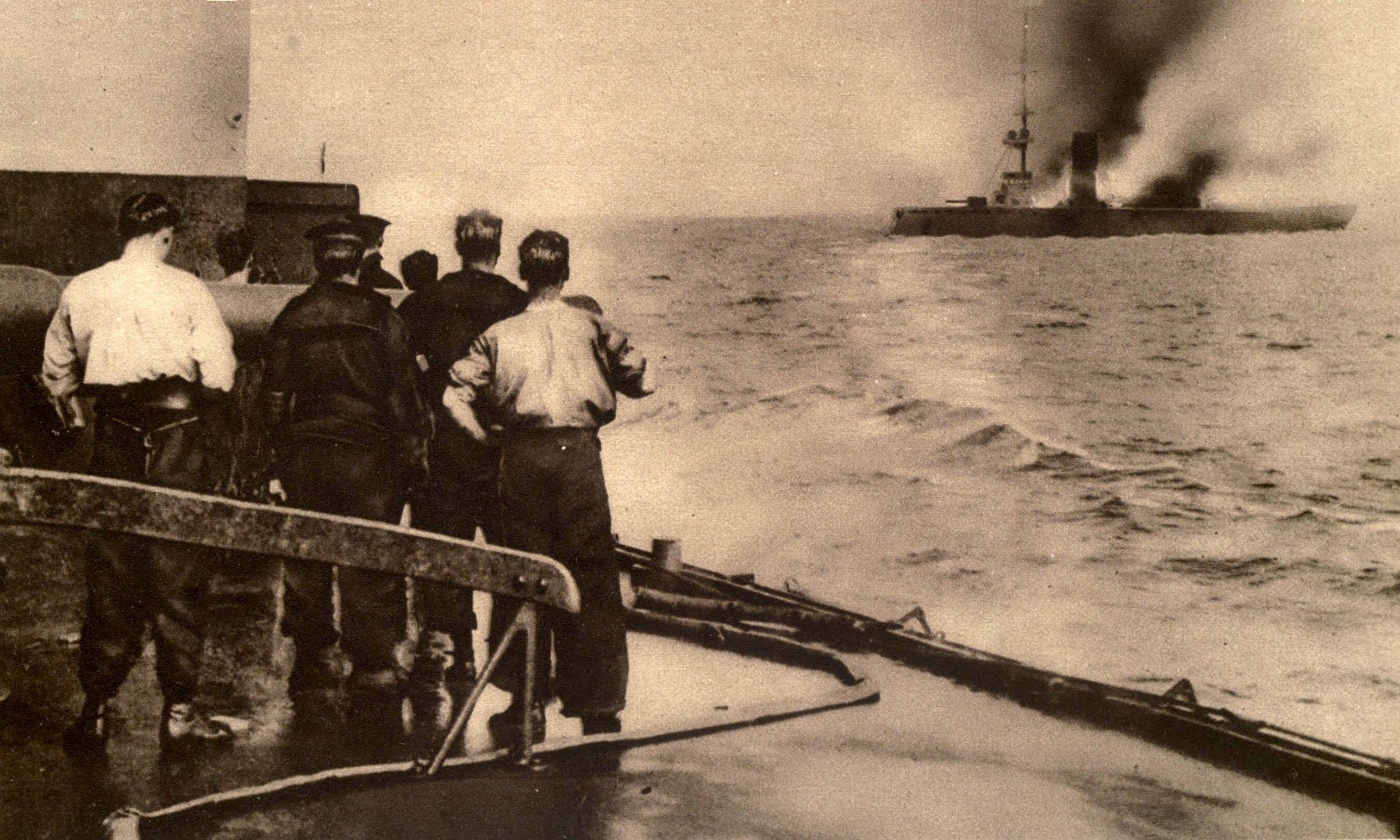 """Resultado de imagen de La batalla de Heligoland 1914"""""""