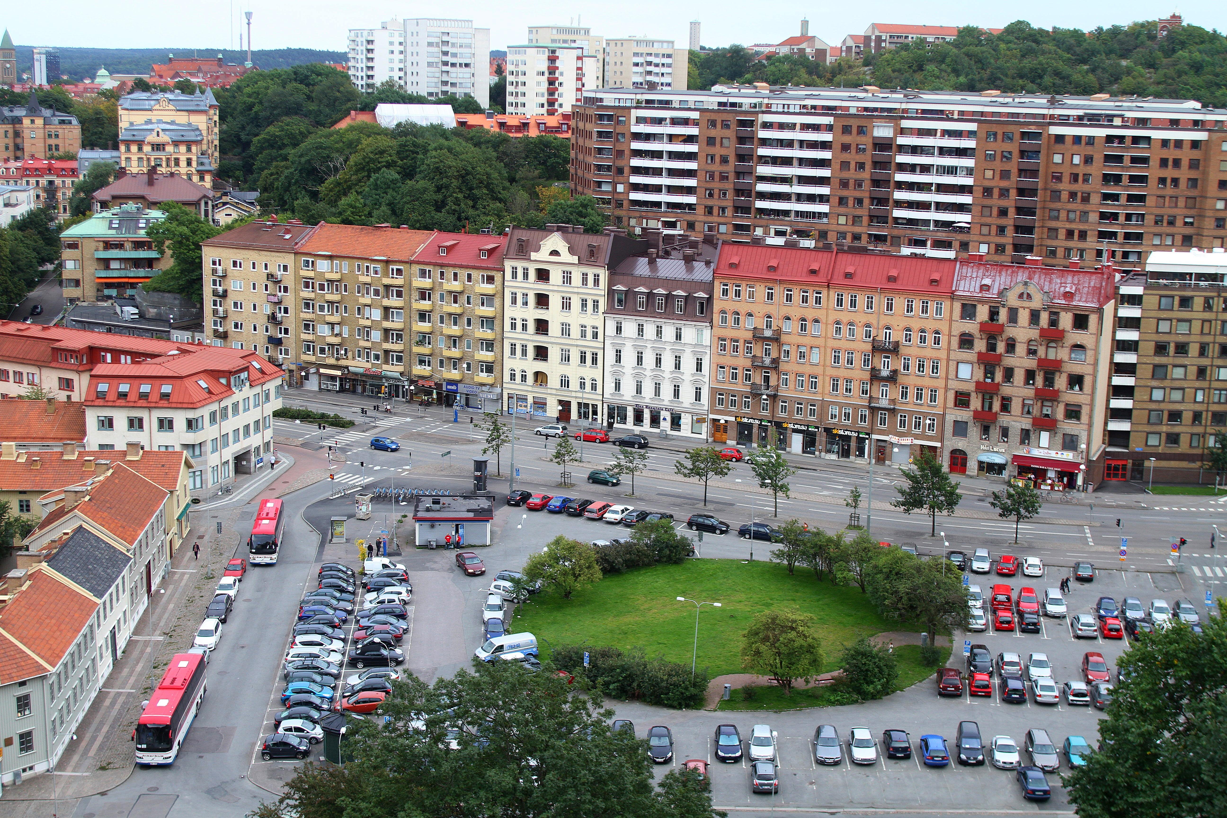 sociala media datum knädans i Göteborg