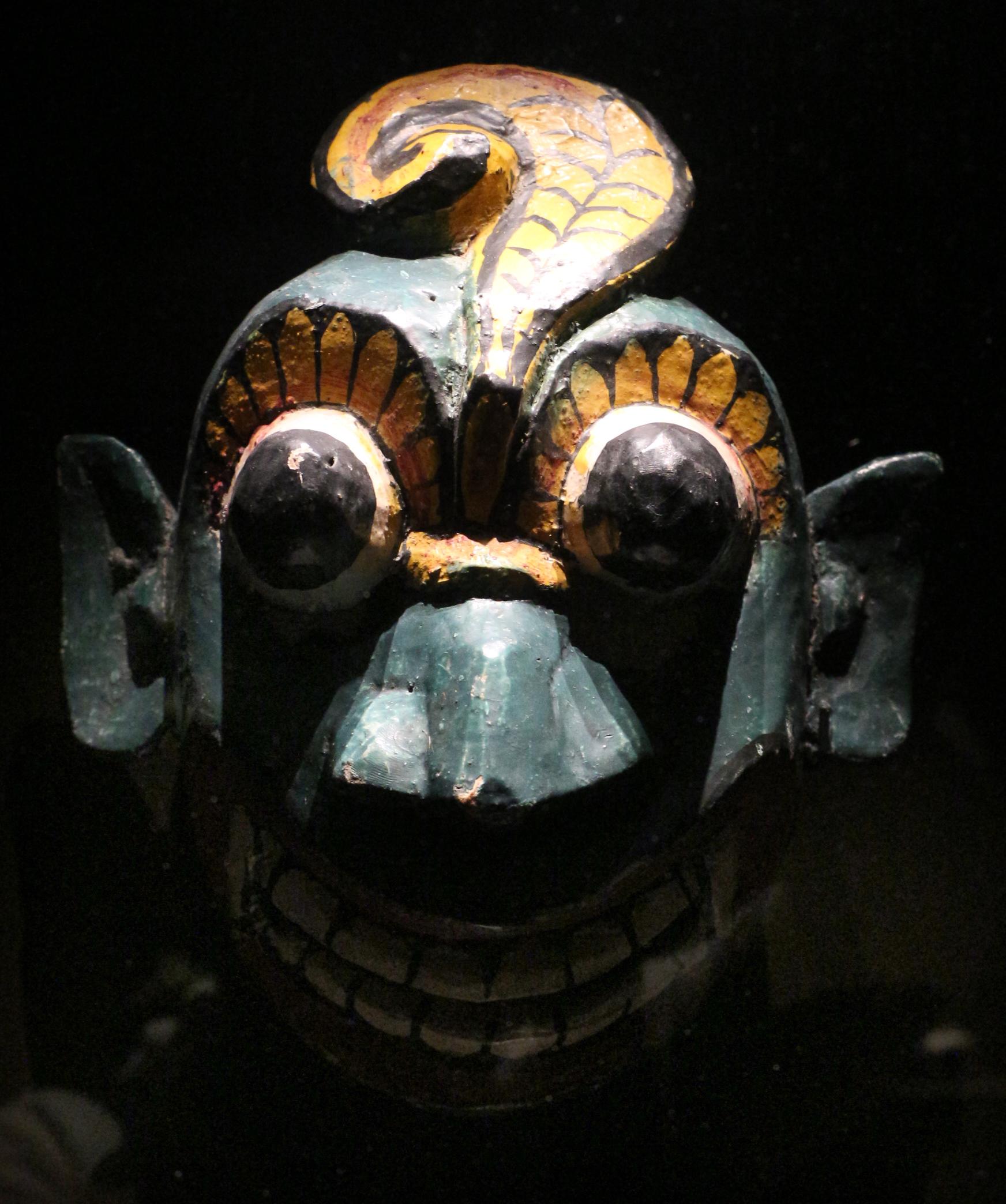 Filesri Lanka Maschera Da Esorcismo Del Demone Della Malattia