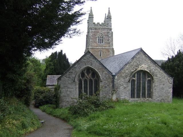 Creed, Cornwall