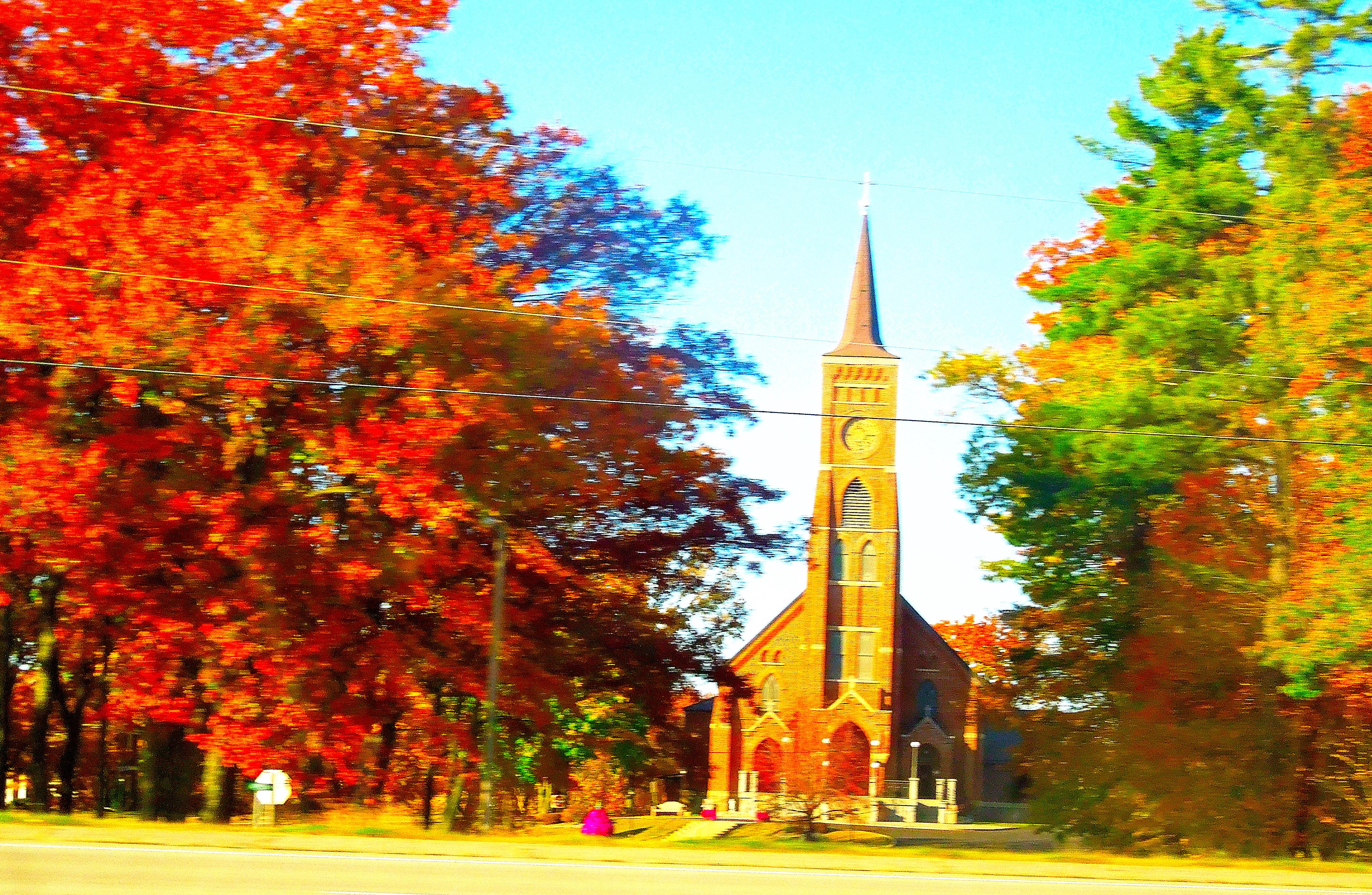Autumn catholic