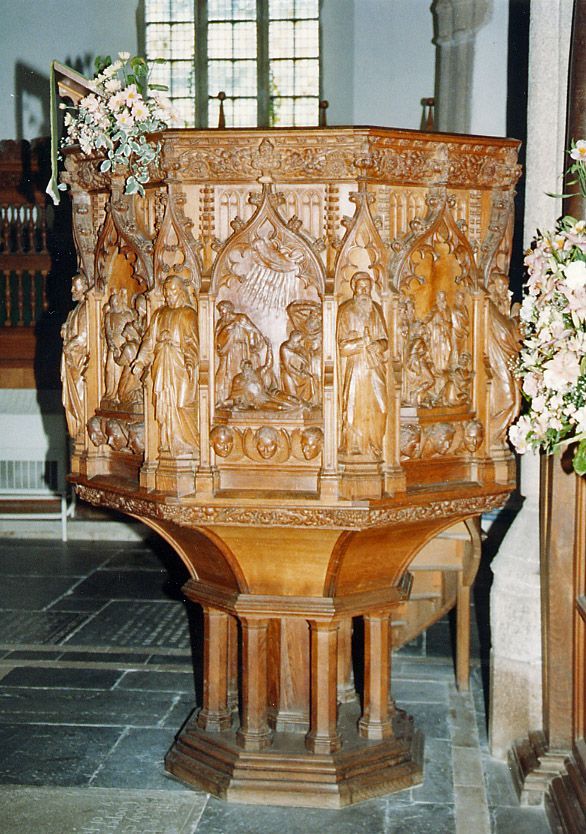 Image result for ermington church pulpit