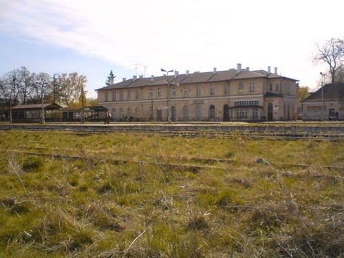 Bartoszyce (stacja kolejowa)