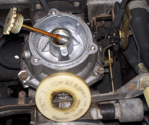 Strombergcarb on Zenith Carburetor Adjustment
