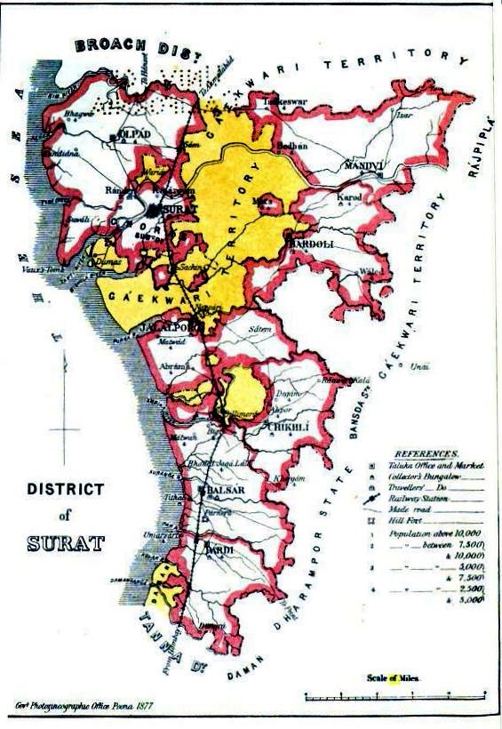 FileSurat district 1877 mapjpg Wikimedia Commons