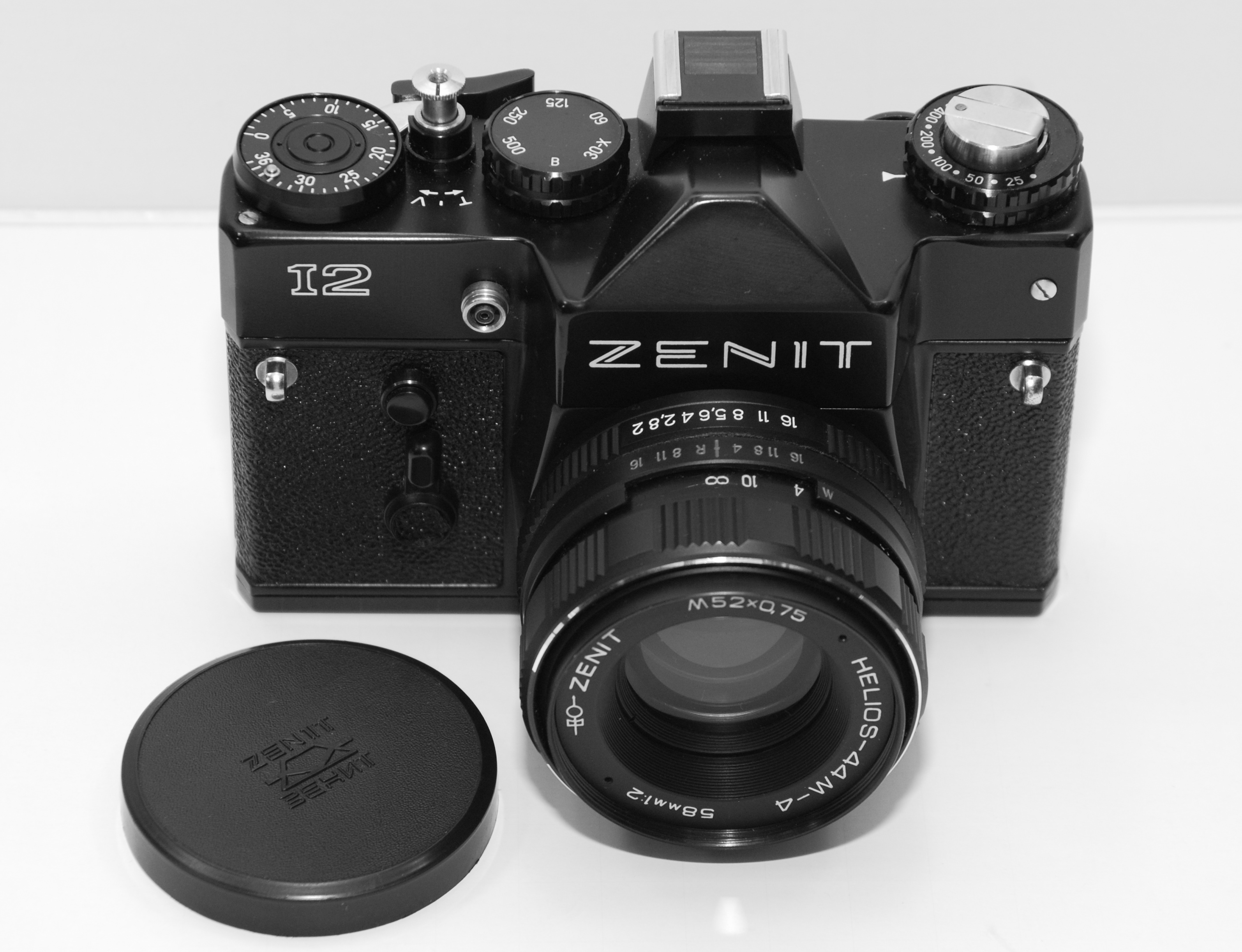Zenit: Reverse Search