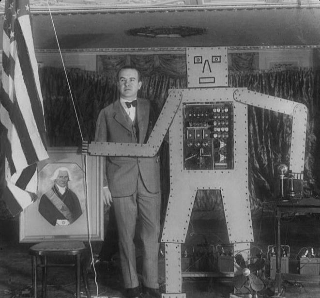 American Robotics Wikipedia