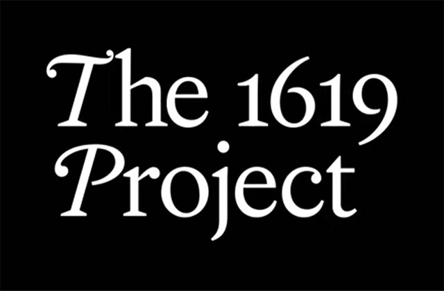 Image result for the 1619 project