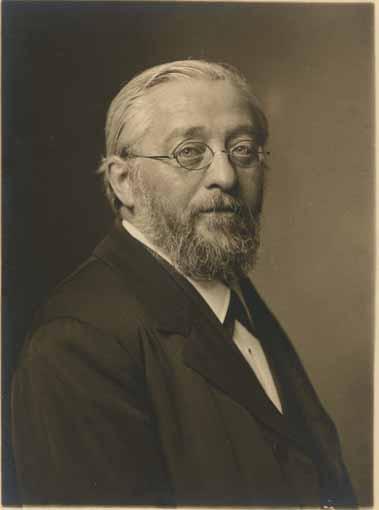 Theodor Hilsdorf - Paul Heinrich von Groth (1910)