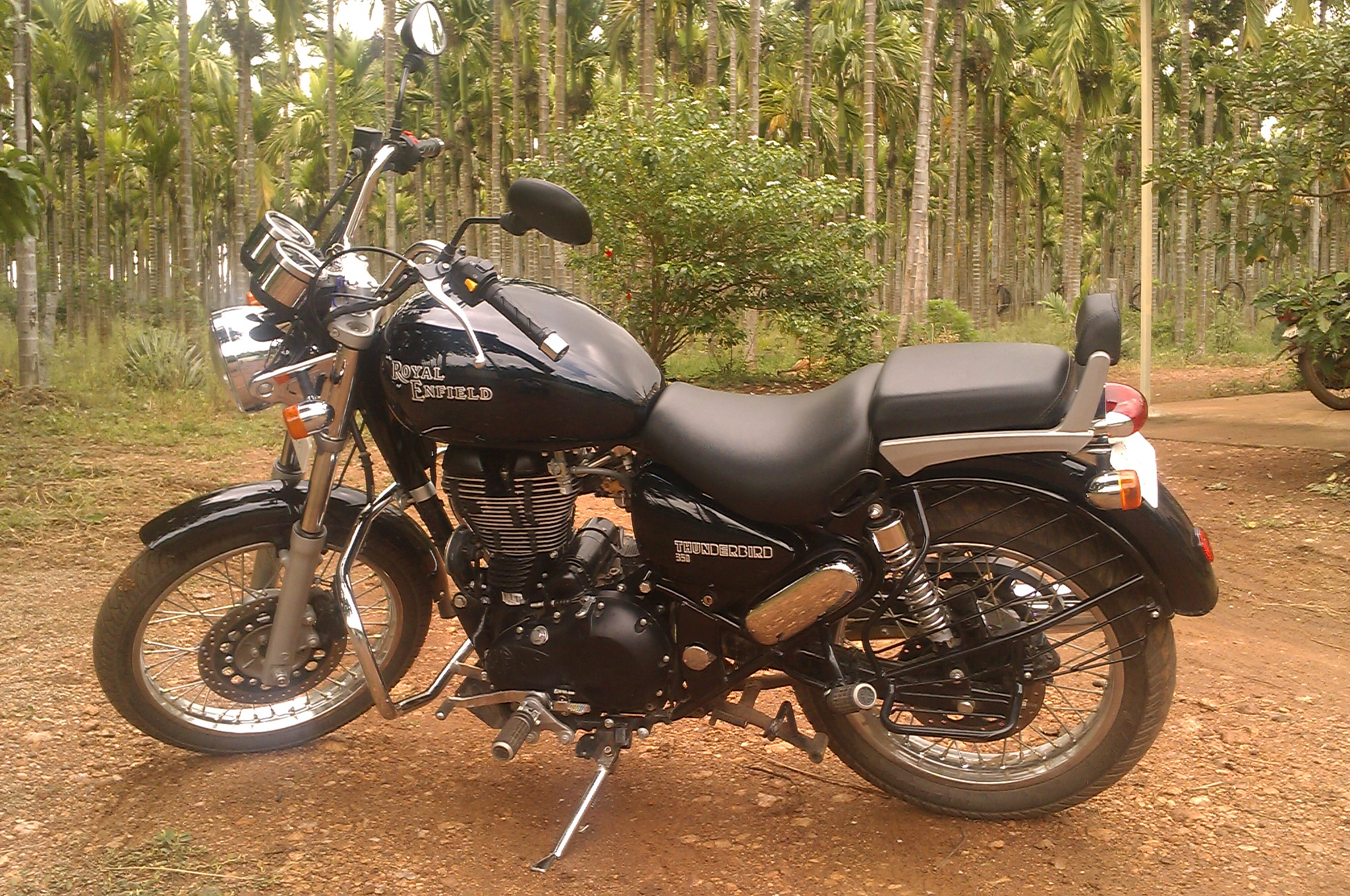 Royal Enfield Thunderbird Wikipedia