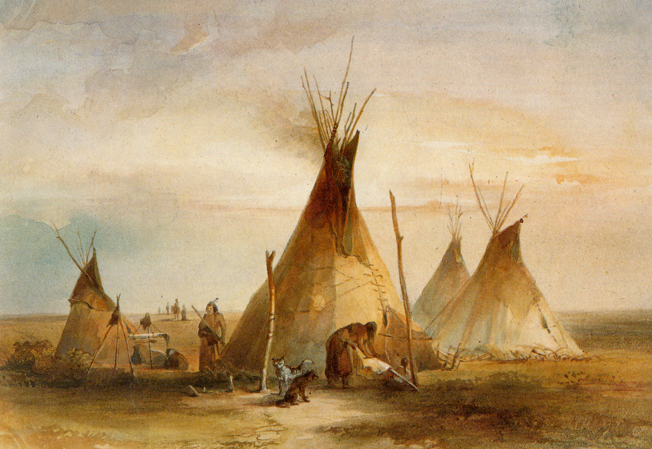 Great Plains Native American Arts And Crafts