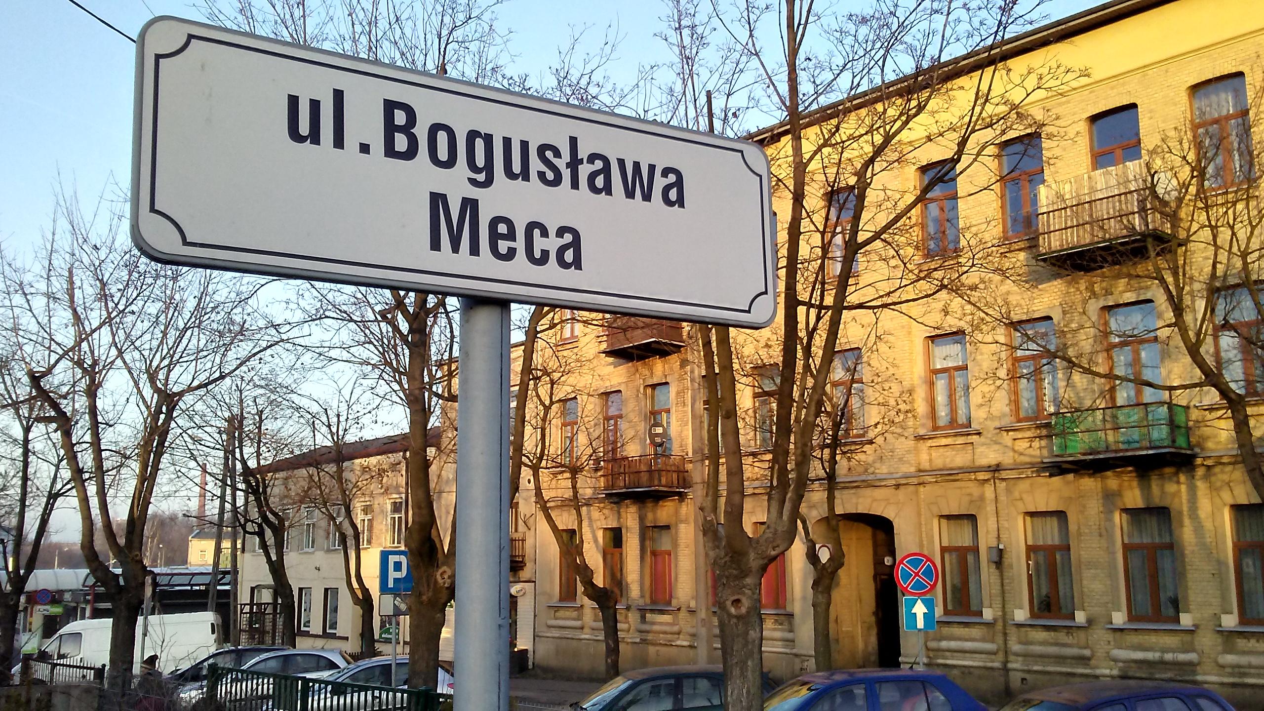 Bogusław Mec Wikipedia