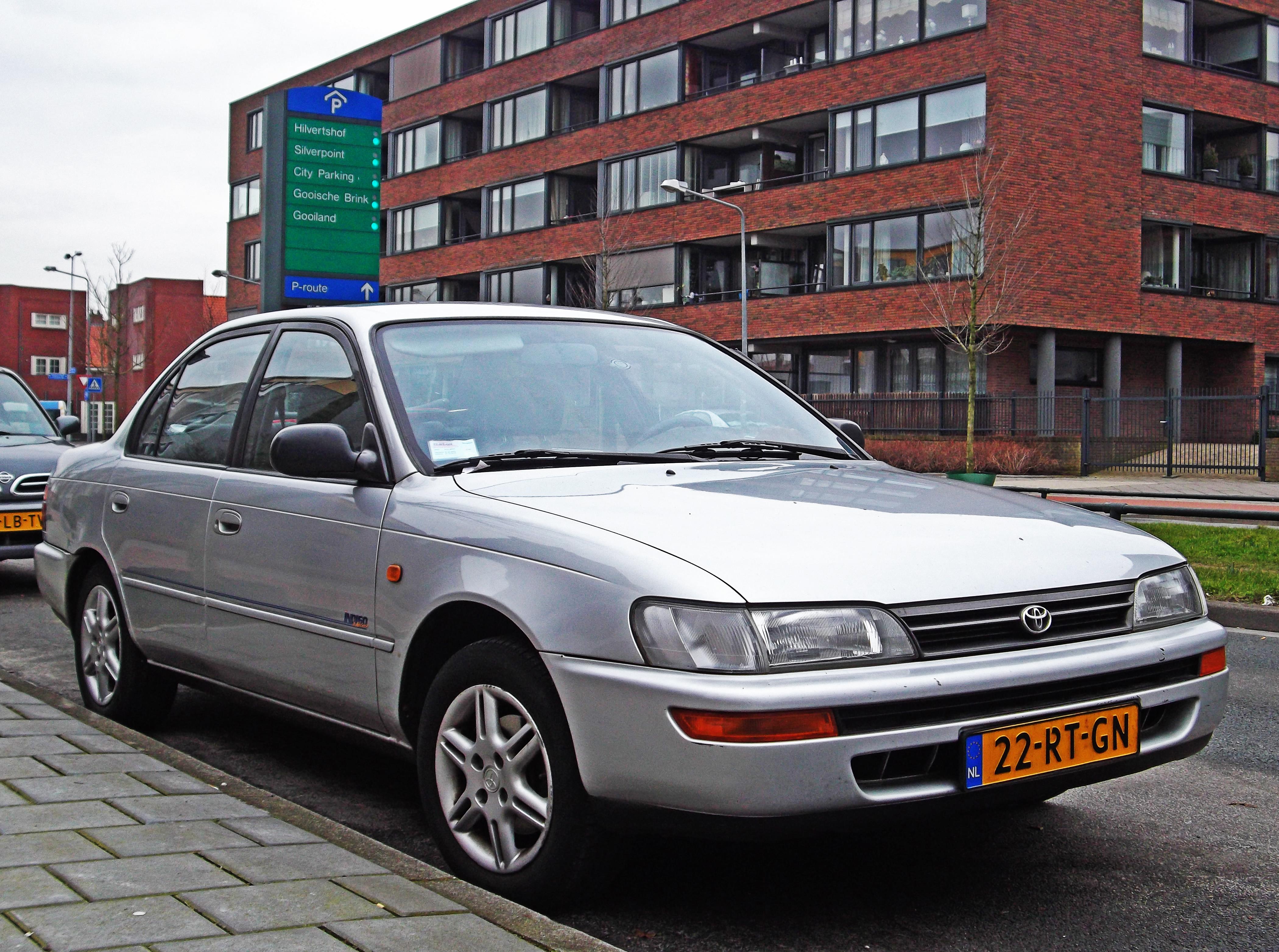Kekurangan Toyota Corolla 2.0 Perbandingan Harga