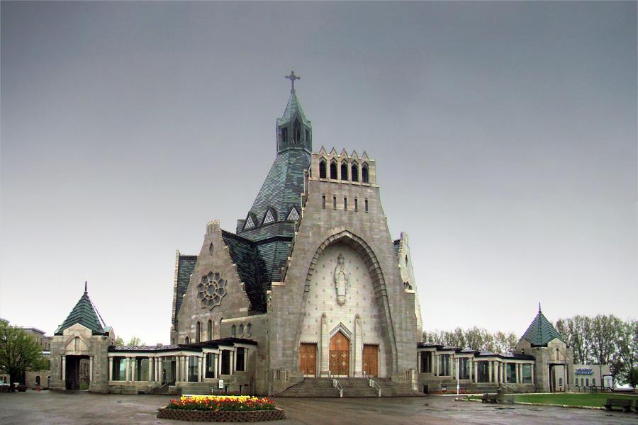 Basílica de Notre-Dame-du-Cap