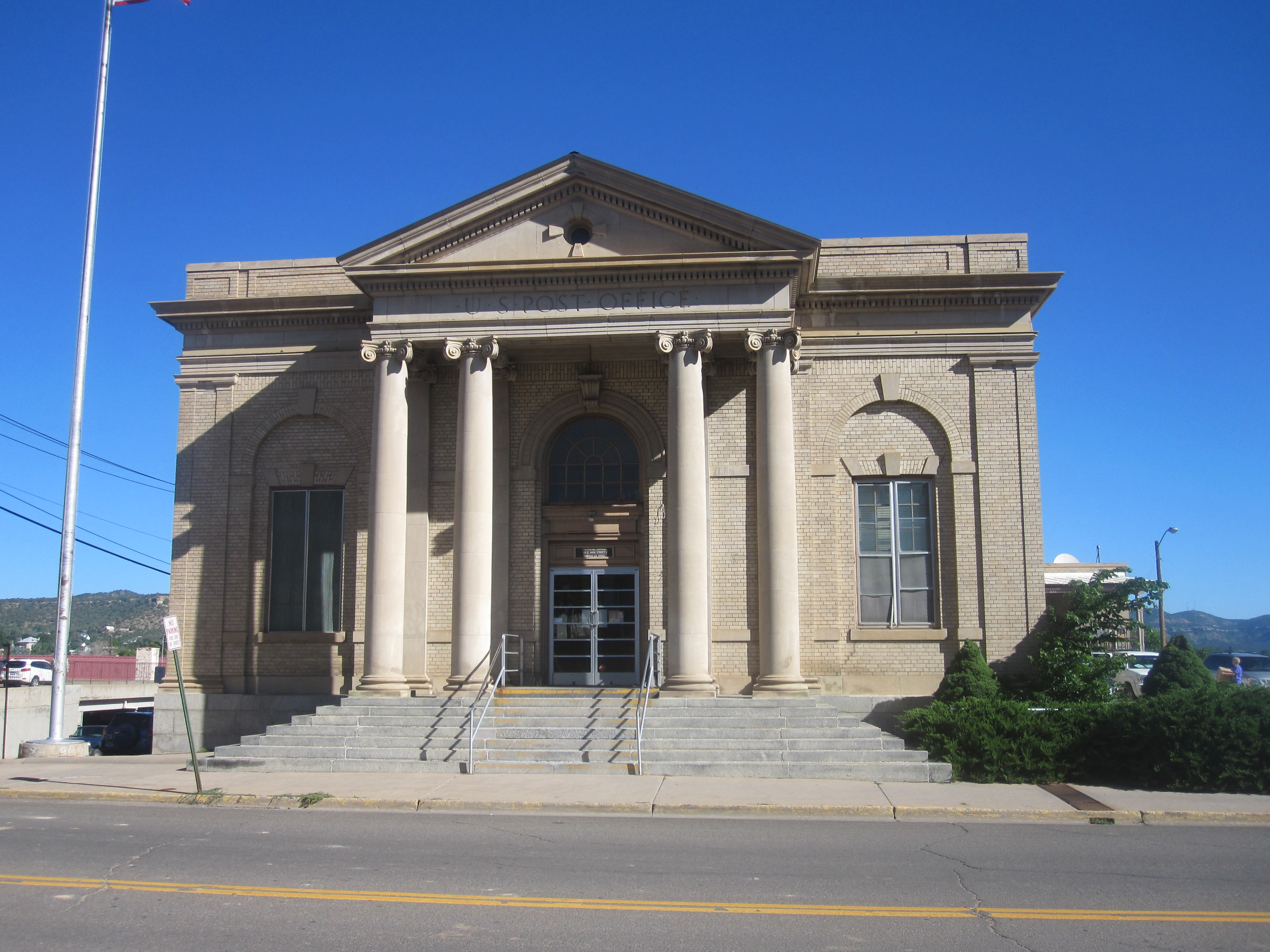 Trinidad (CO) United States  City pictures : U.S. Post Office, Trinidad, CO IMG 5039 Wikipedia, the free ...