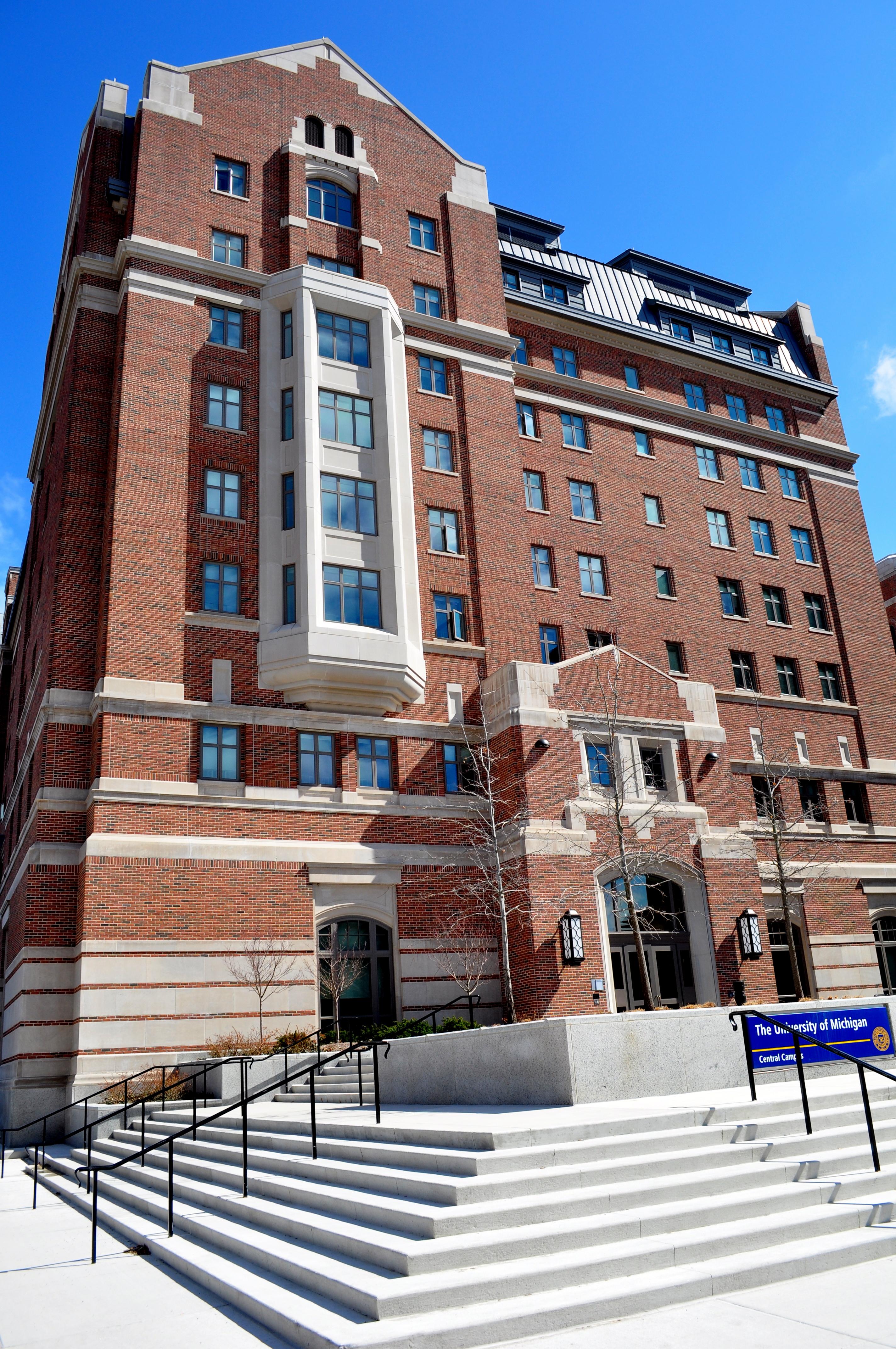 University Of Michigan Student Housing Wikipedia