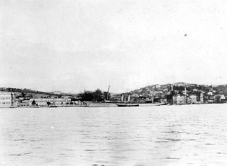 Kurtulu� Sava�� ve ABD (Sava� Gemileri)