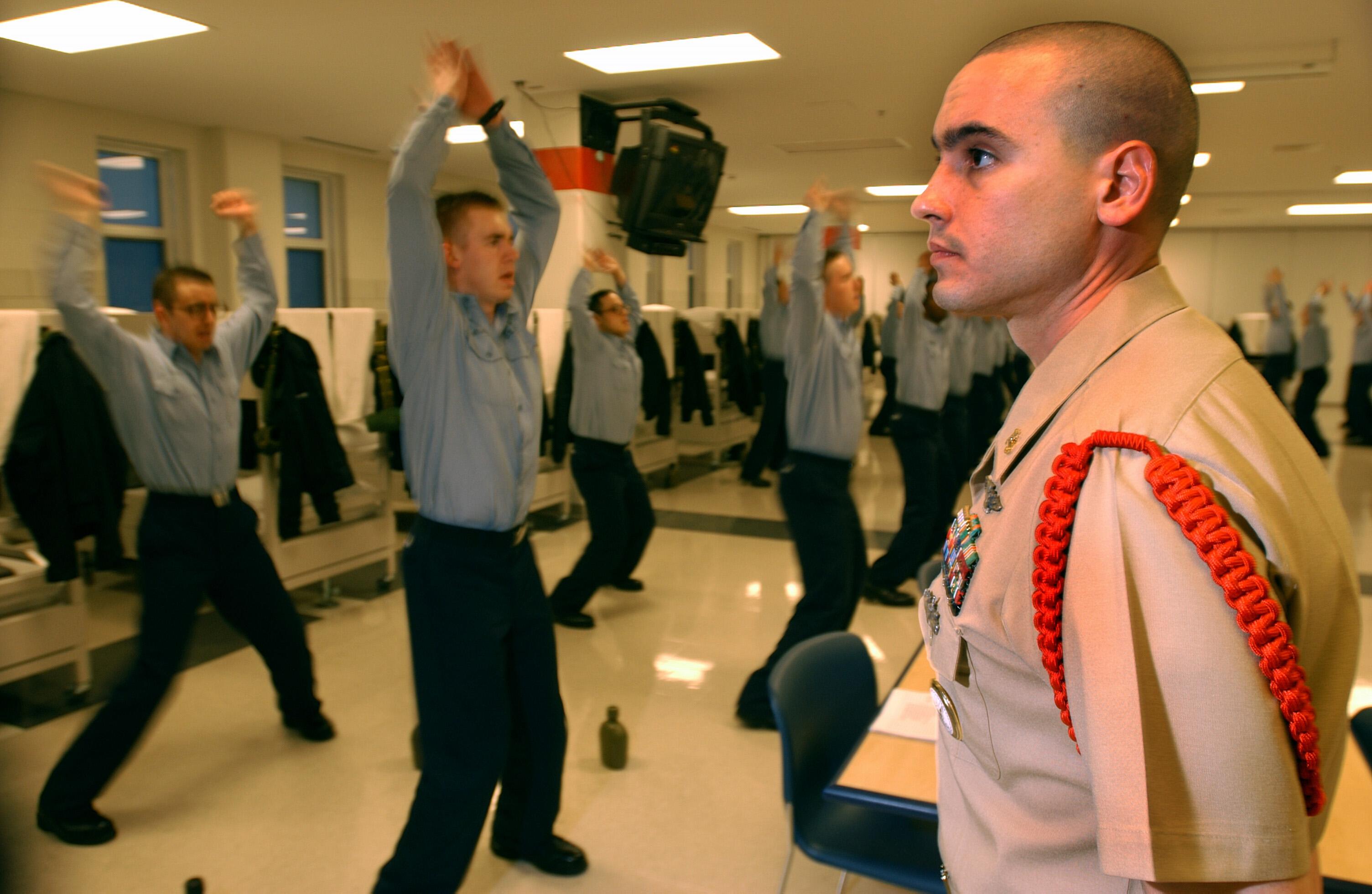 Navy rdc for Bureau commande