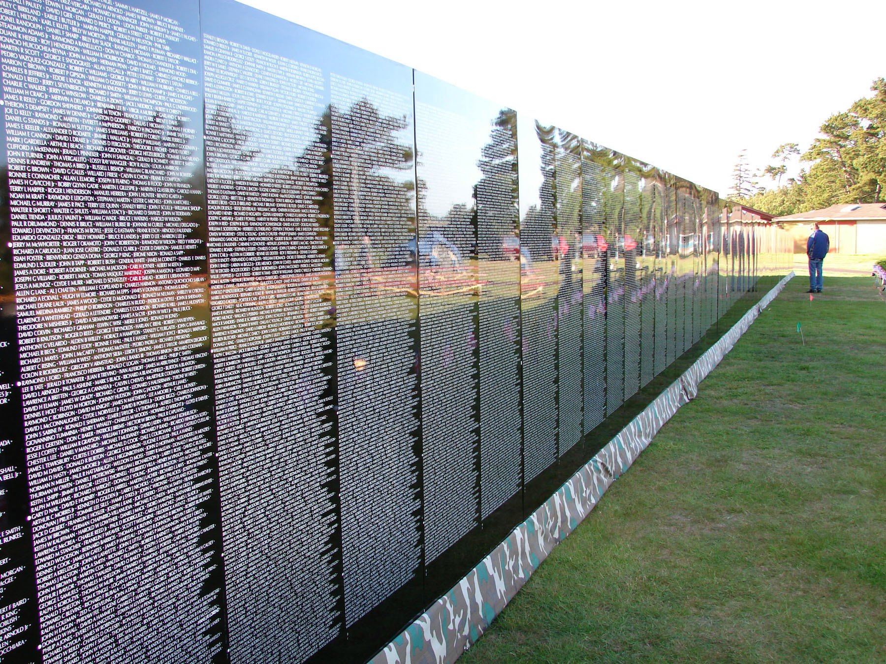 Vietnam Traveling Wall Schedule  Morehead City