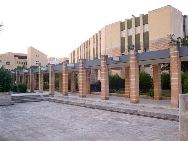 Der Campus der University of Malta