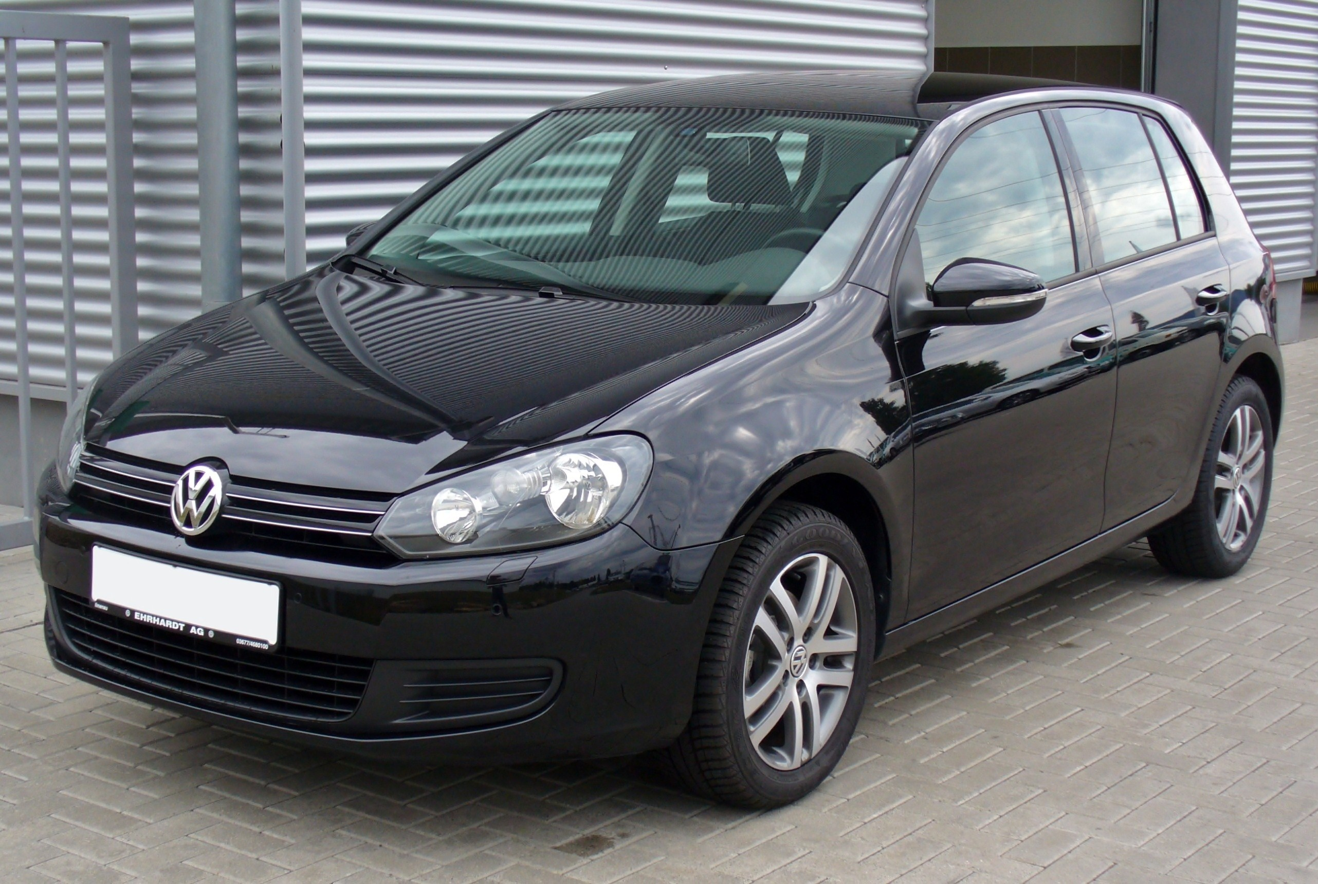 Volkswagen Golf VI  Wikipedia